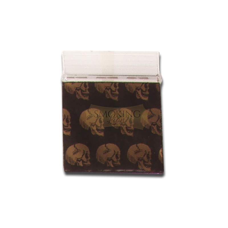 Skull Baggy 25x25mm 100er Pack